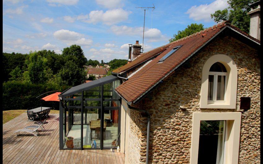 Maison ancienne à 9Mn de RAMBOUILLET