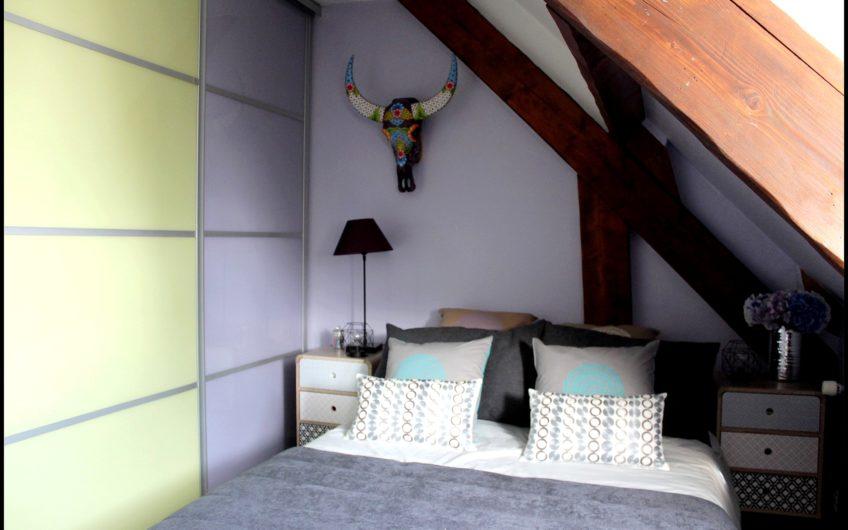 Maison contemporaine avec piscine proche de Rambouillet