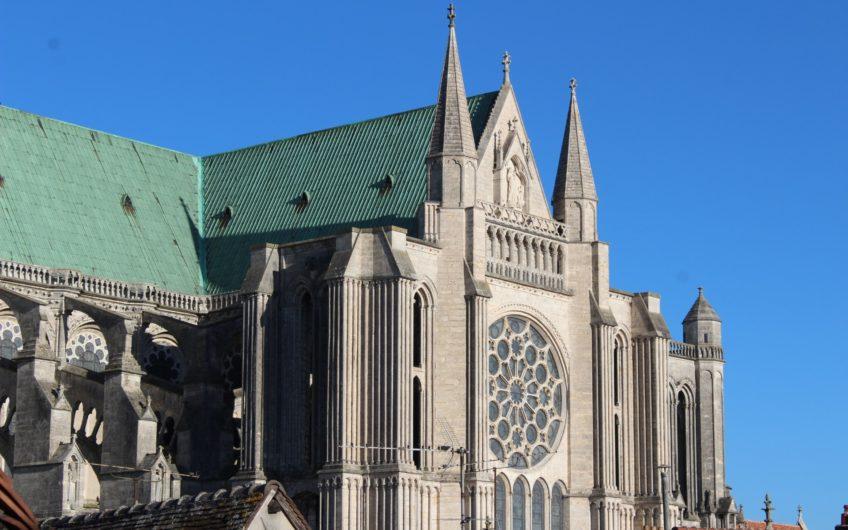 APPARTEMENT D'ARTISTE  au coeur de Chartres