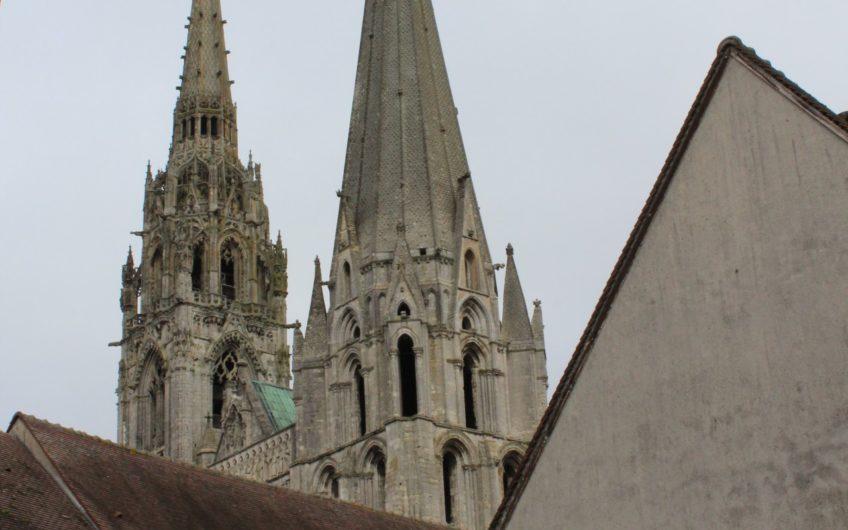 4pieces à Chartres quartier pieton