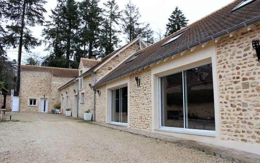 RENOVATION CONTEMPORAINE à 9Mn de Rambouillet