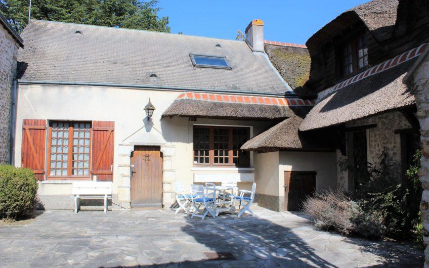 Étonnante propriété de famille à 20Mn de Rambouiilet